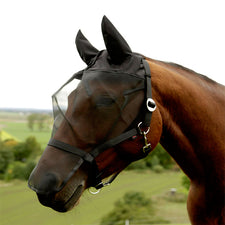 Halter with Integrated Fly Mask by Kerbl