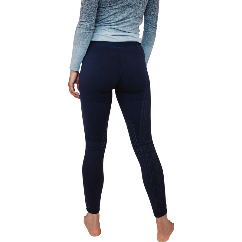 Ladies Checkley Riding Tights by Hardy Etc