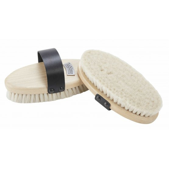 Heritage Gleam Goats Hair Brush by Le Mieux