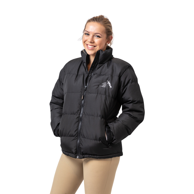 Ladies Lucton Down-Feel Jacket by Hardy Etc