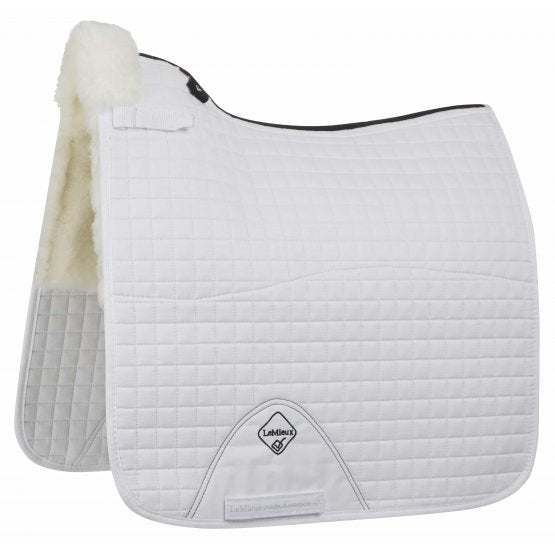 Merino+ Dressage Square Half Lined by Le Mieux