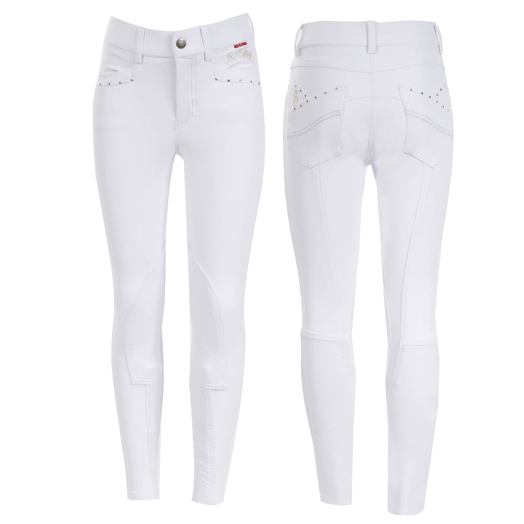 Girls Fullseat Silicone Breeches Olivia by B Vertigo