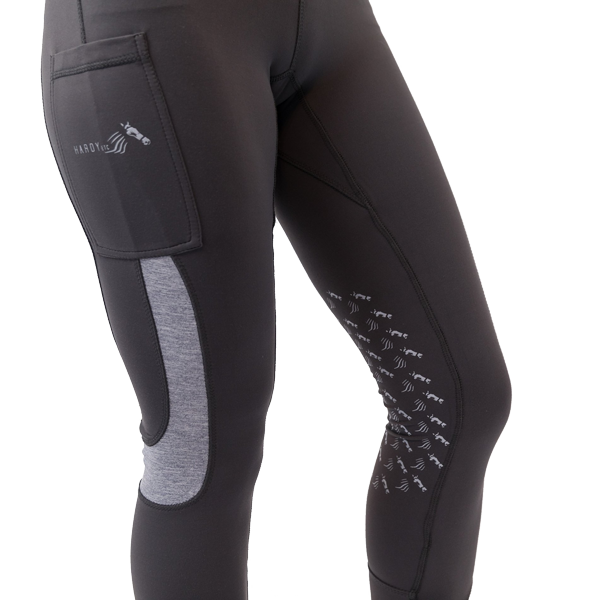 Ladies Summer Hanley Riding Leggings by Hardy Etc