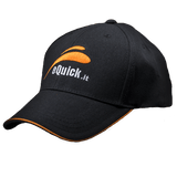Baseball Cap with Logo by eQuick