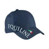 Baseball Cap with Logo by Equiline