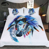 "Bedding Set ""Animal Bedclothes Watercolor"""
