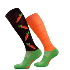 Comodo Socks - Carrots (Cotton45. 6)