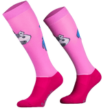 Comodo Socks - Unicorn Head & Tail (Cotton45. 7) (Clearance)