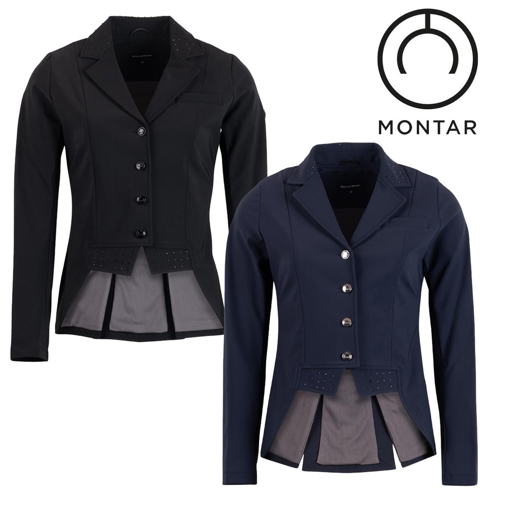 Ladies Short Dressage Tail Coat by Montar