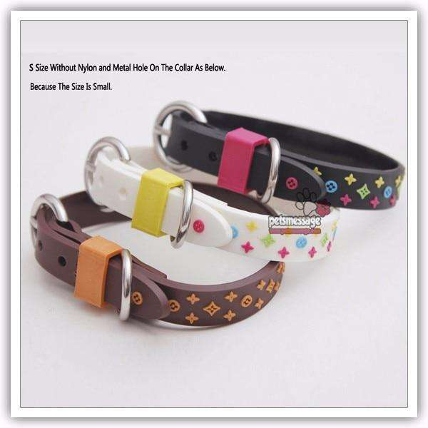 Designer Style Fancy Dog Collars & Sets