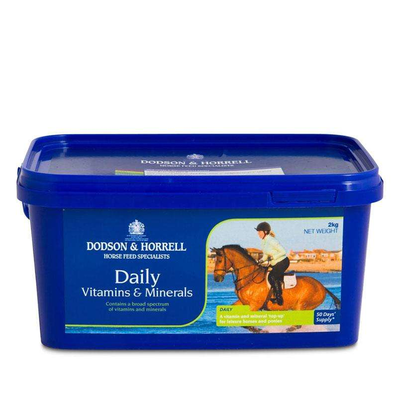DODSON & HORRELL Daily Vitamins & Minerals