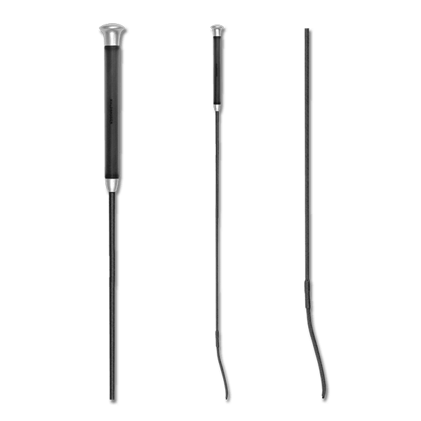 Dressage Whip with gel grip by Waldhausen