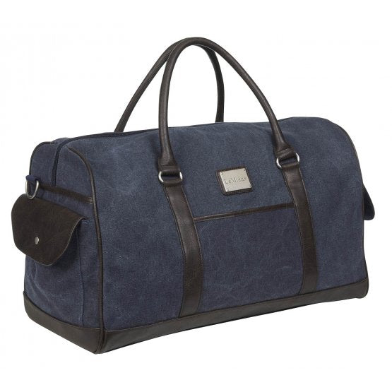 Luxury Canvas Duffle Bag by Le Mieux