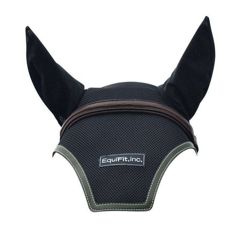 Ear Bonnet with EquiFit Logo by EquiFit