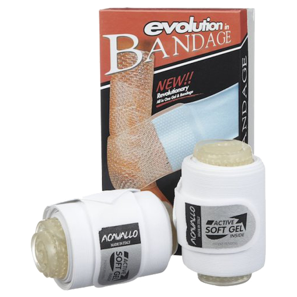 Elastic Leg Bandages by Acavallo