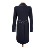 Elegant Tail Coat with Bow for Ladies by Lotus Romeo