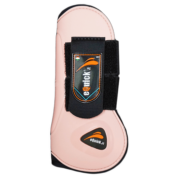 eLight Front Velcro Boots by eQuick