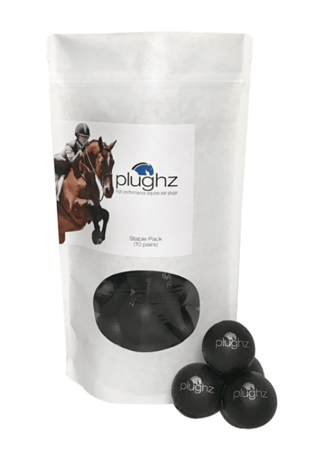 Equine Ear Plugs by Plughz