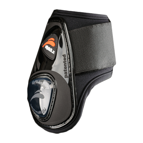 eShock Legend Rear Velcro Boots by eQuick