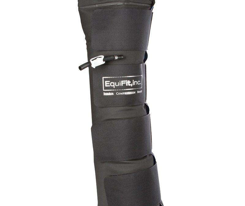 IceAir Cold Therapy Tendon Boots by EquiFit