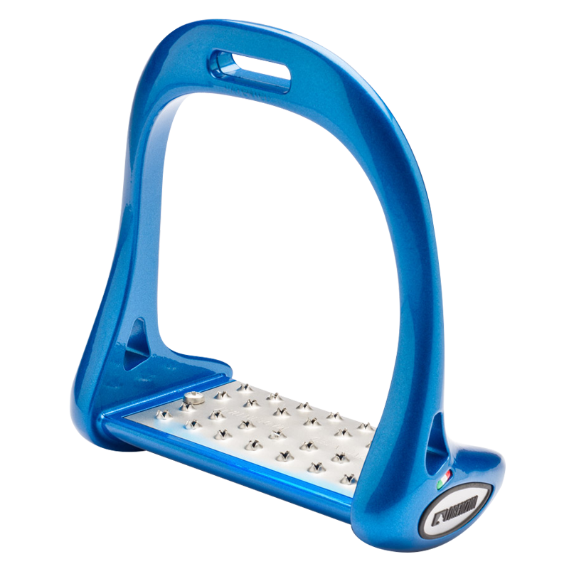 Jumping Stirrups with Titanium Treads by Lorenzini