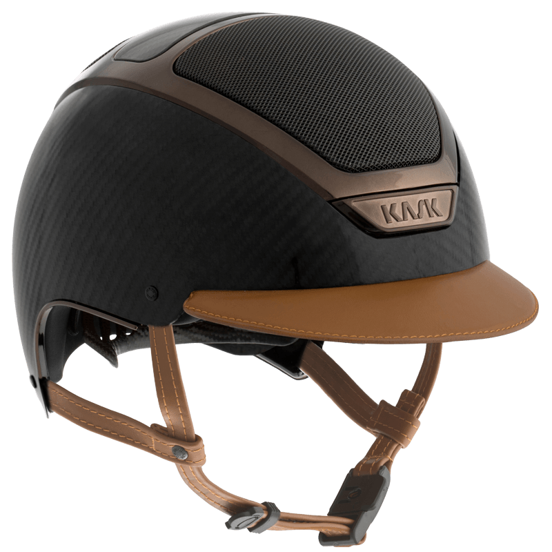 Kask Dogma Light Carbon Shine Riding Helmet