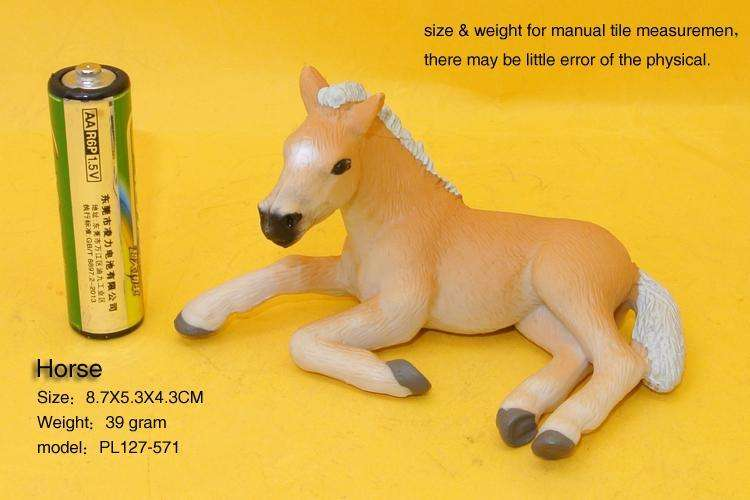 "Kids Toys ""Horse Simulation Model Animals"""