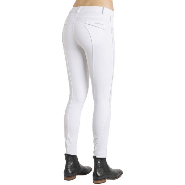 Ladies Aria Silicone Knee Breeches