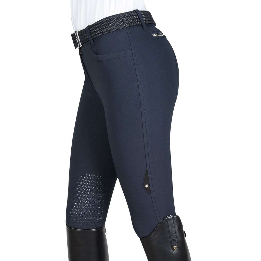Ladies Breeches ASH by Equiline (22500 Points)