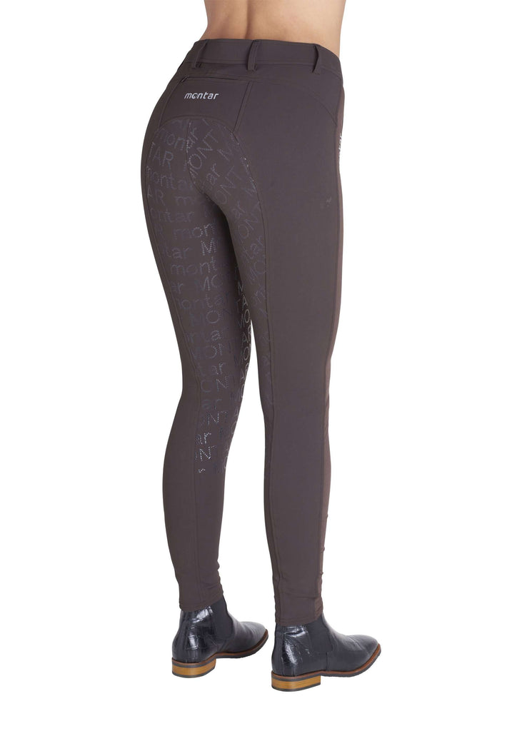 Ladies Breeches KELLY Full Grip by Montar (Clearance)