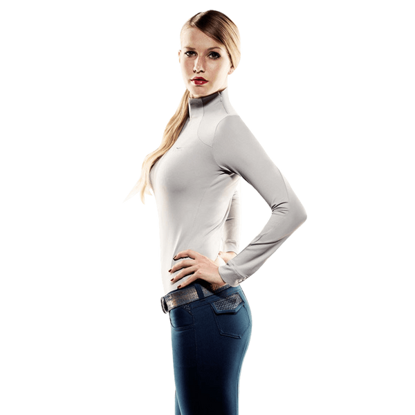 Ladies Breeches Norche By Animo Italia Just Riding