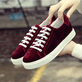 Ladies Court Sneakers