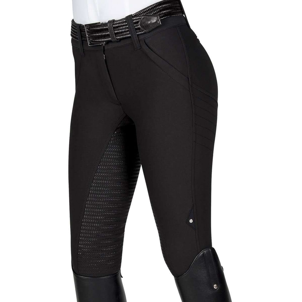 Ladies Full Grip Breeches x Shape by Equiline