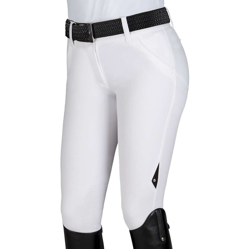 Ladies Knee Grip Breeches x Shape by Equiline