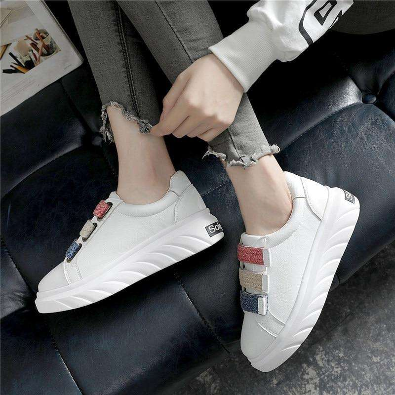 Ladies Milan Sneakers