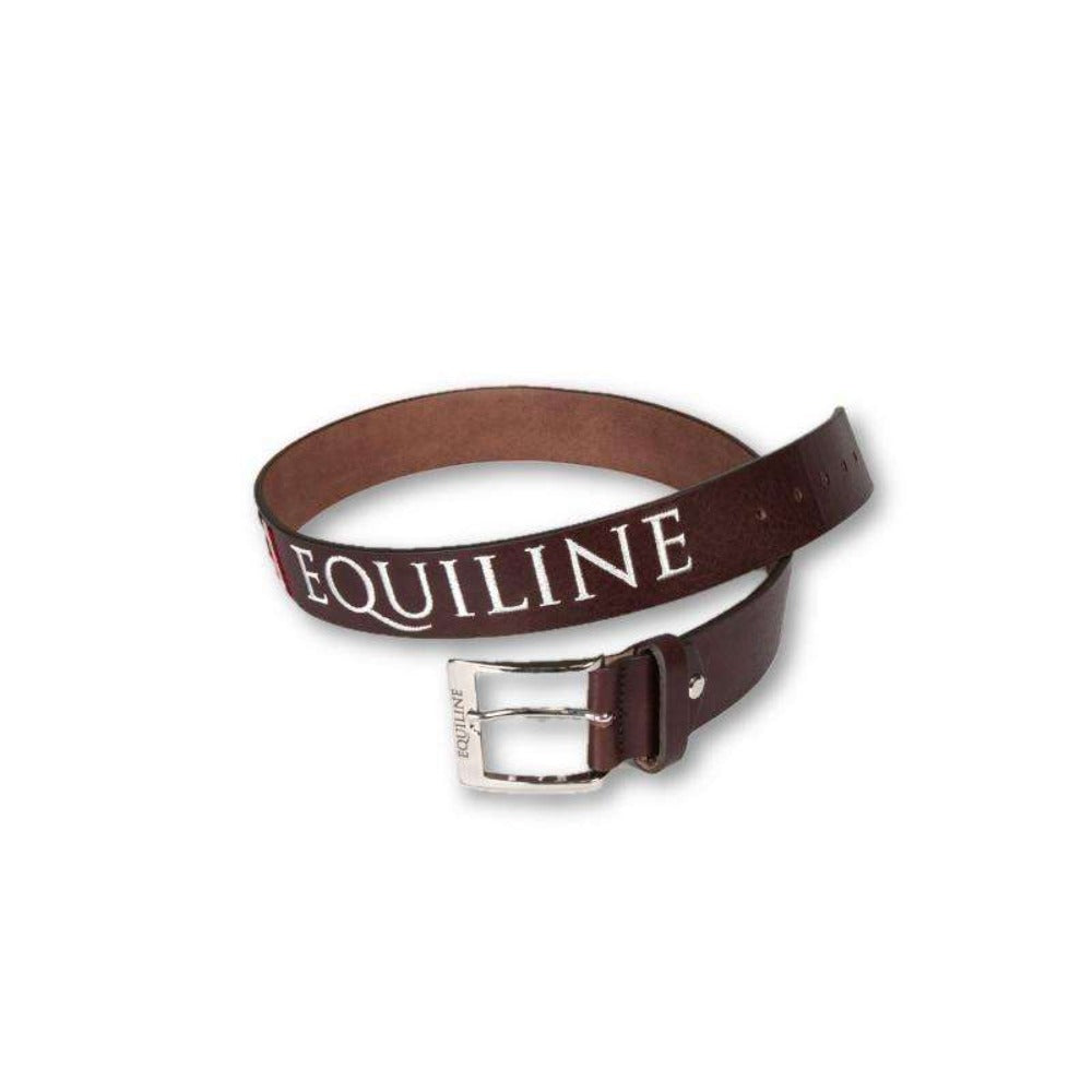Leather Unisex Belt RALPH by Equiline