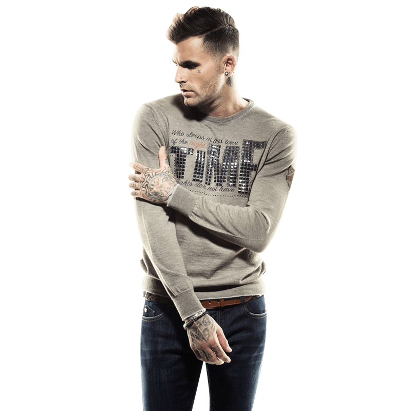 Mens Pullover RODRIGO by Animo Italia
