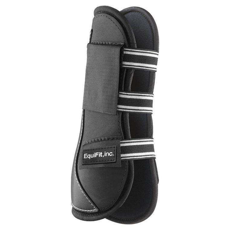 Original Front Boots with Velcro Closure by EquiFit