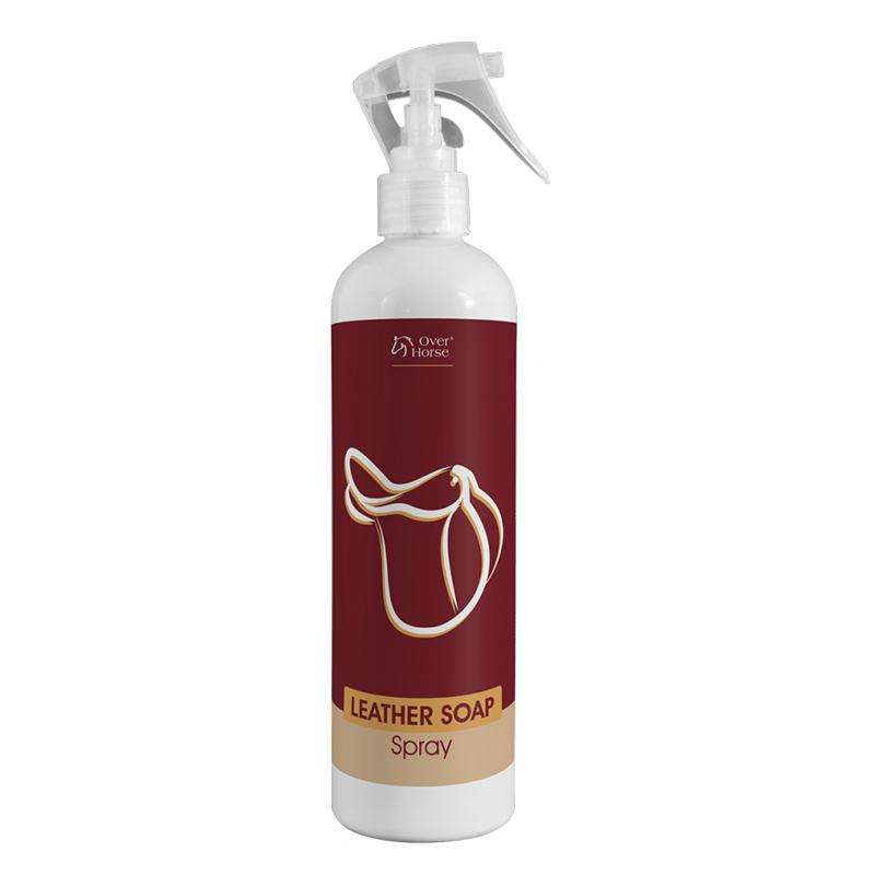 Over Horse Leather Soap Spray