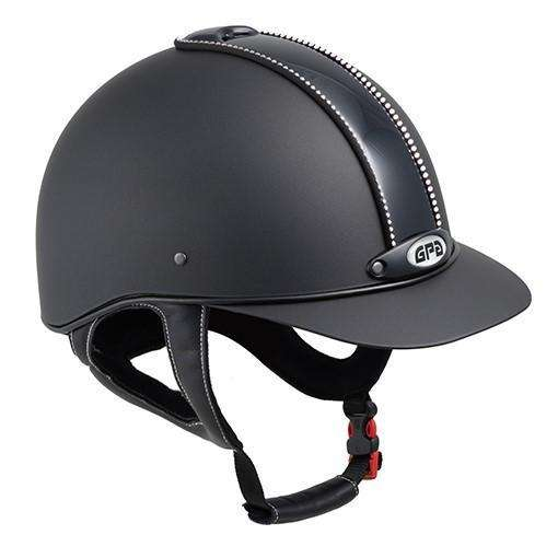 Riding Helmet Classic Crystal 2X by GPA