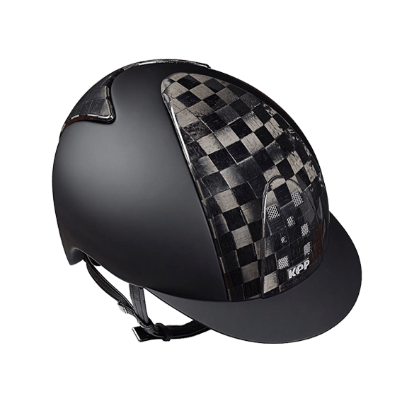 Riding Helmet Cromo Carbon by KEP