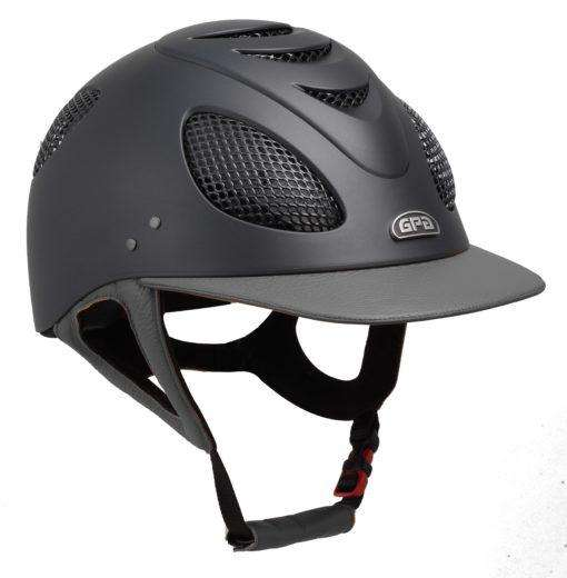 Riding Helmet Evo+ 2X Leather by GPA