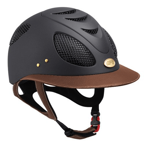 Riding Helmet First Lady Leather 2X by GPA
