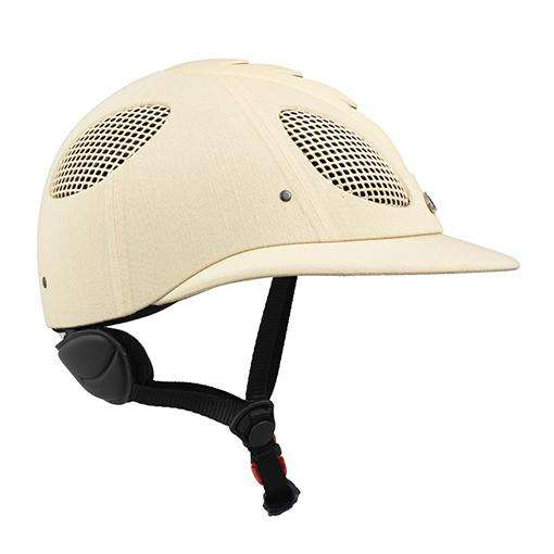 Riding Helmet Polo Covered by GPA