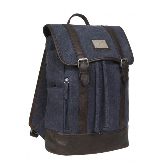 Luxury Canvas Rucksack by Le Mieux