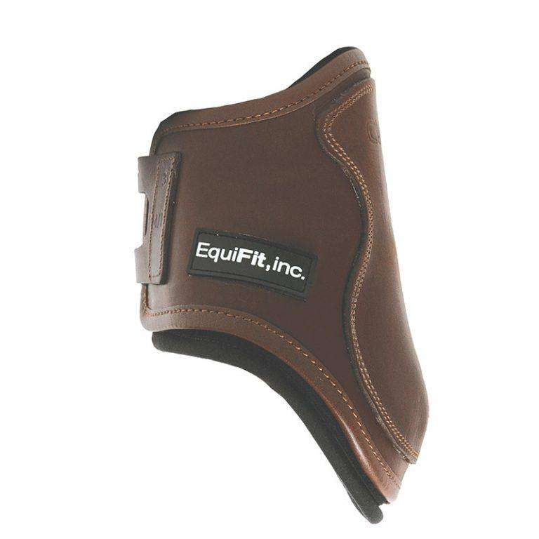 T-Boot Luxe Hind Boots with 2″ Extended Straps by EquiFit