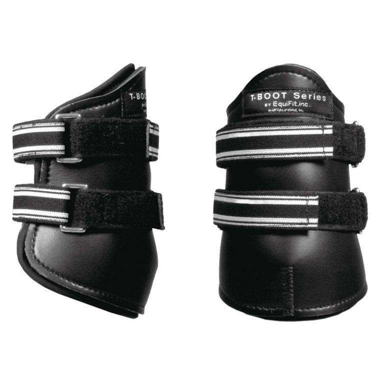 T-Boot XCEL Hind Boots with Velcro Closure by EquiFit