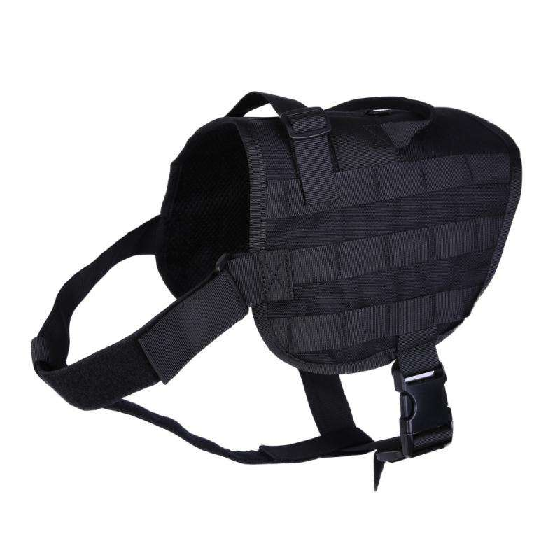 Tactical Police/Military Dog Harness
