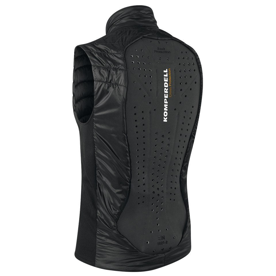Mens Thermocross Vest by Komperdell