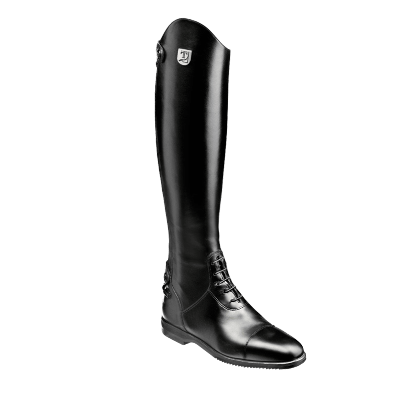 Tucci Boots Galileo with Toe Cap and Crystal Detailing